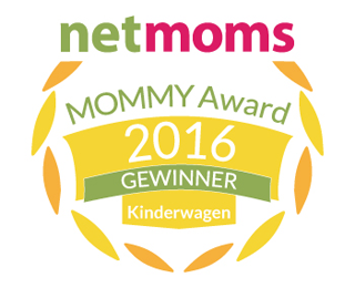 Mommy Award 2016 Kinderwagen