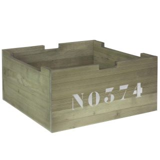 Bopita Basic Wood Kiste