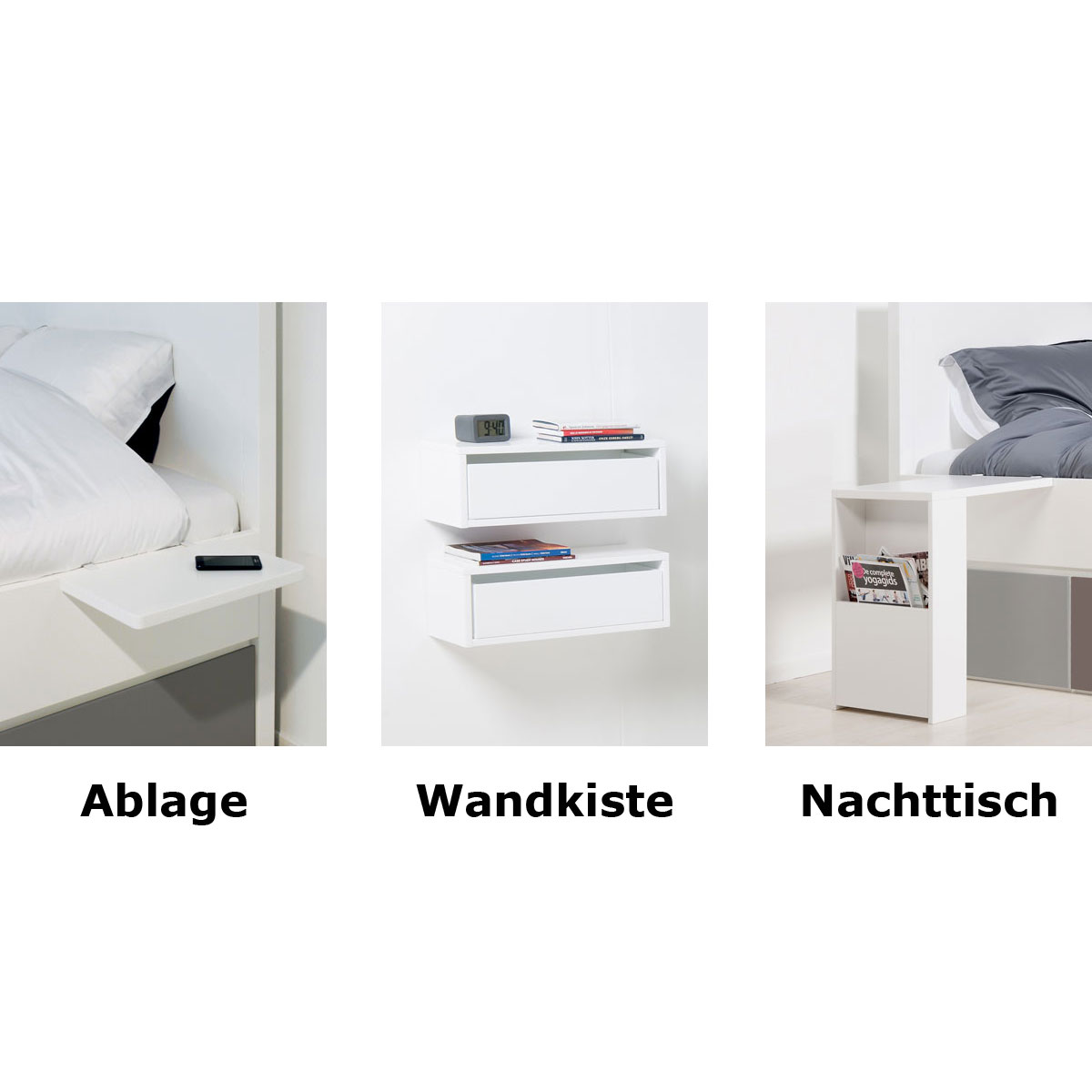 bopita mix match xl individuell konfigurieren. Black Bedroom Furniture Sets. Home Design Ideas