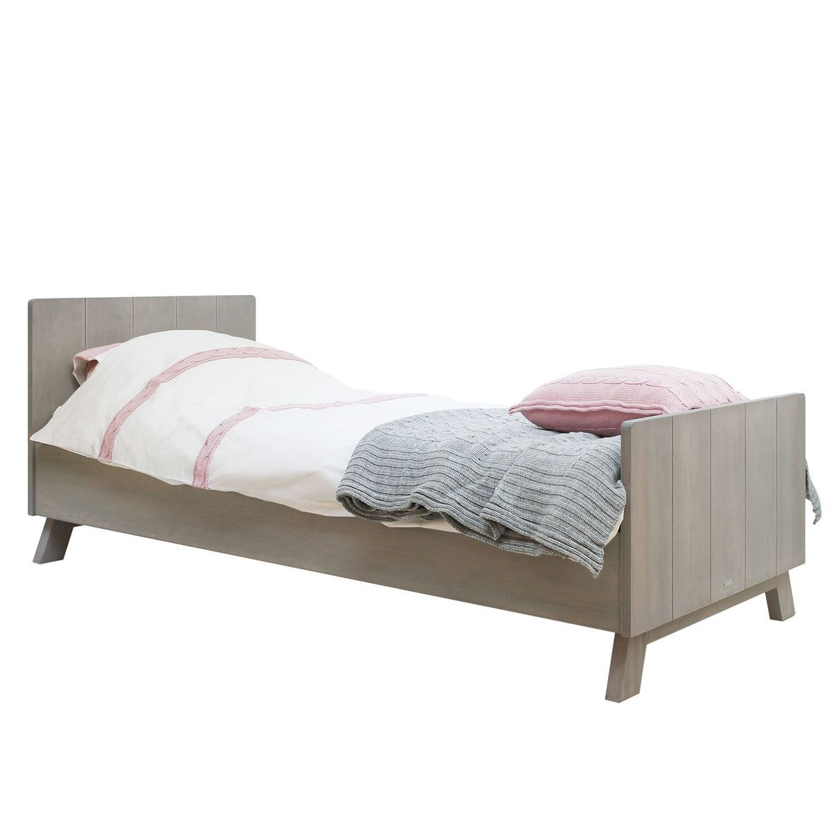 Bopita Pebble Wood Bett 90x200 Cm