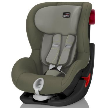 Britax Römer King II Black Series