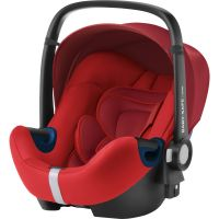mit GRATIS Baby Safe2 i-Size in Flame Red