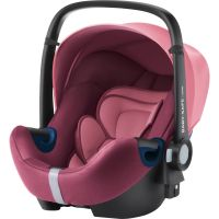 mit GRATIS Baby Safe2 i-Size in Wine Rose