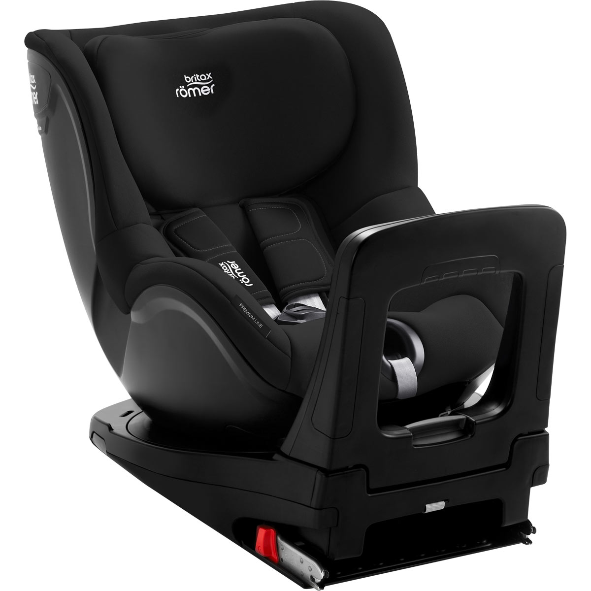 britax r mer dualfix i size cosmos black. Black Bedroom Furniture Sets. Home Design Ideas