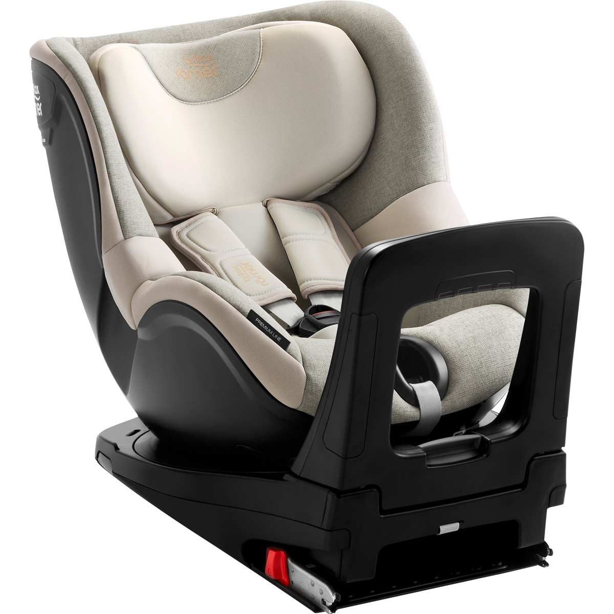 britax r mer dualfix i size sand marble. Black Bedroom Furniture Sets. Home Design Ideas