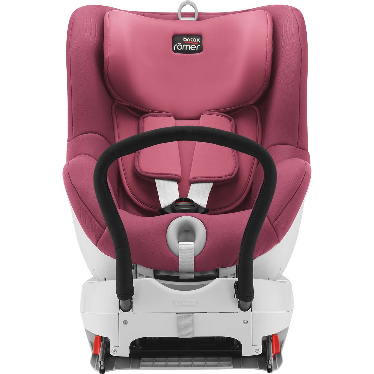 britax r mer dualfix wine rose bequem online bestellen. Black Bedroom Furniture Sets. Home Design Ideas
