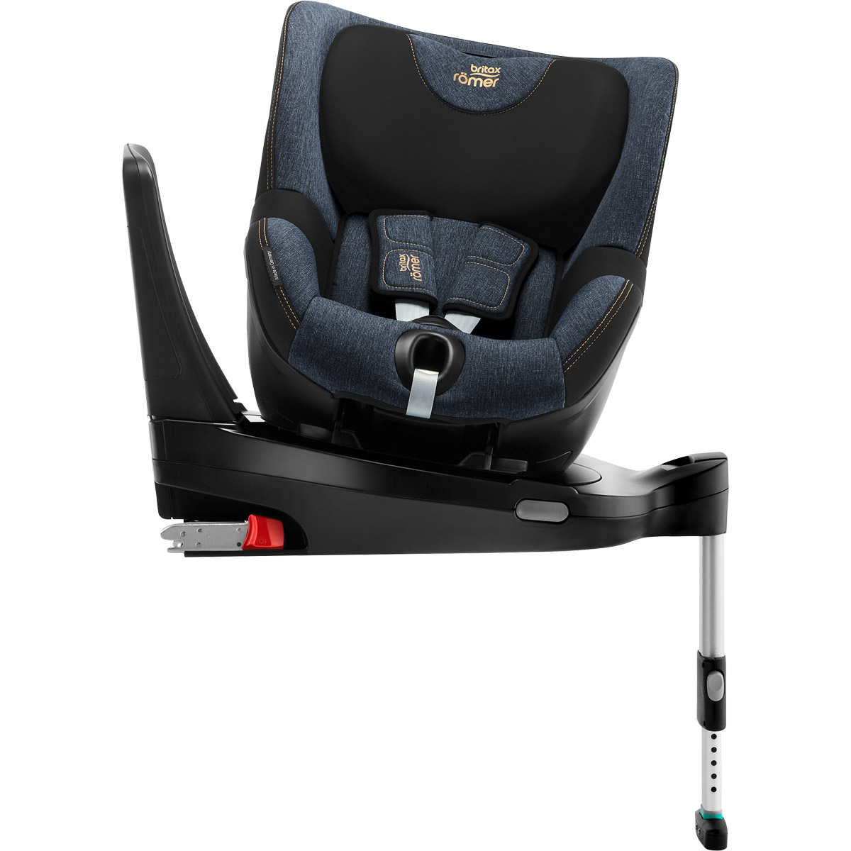 britax r mer dualfix m i size moonlight blue g nstig shoppen. Black Bedroom Furniture Sets. Home Design Ideas
