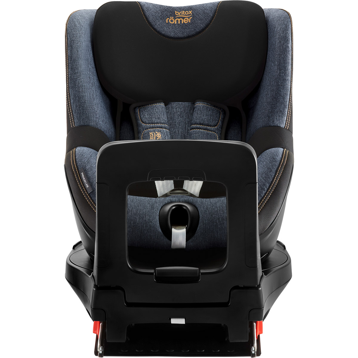 britax r mer dualfix m i size storm grey g nstig shoppen. Black Bedroom Furniture Sets. Home Design Ideas