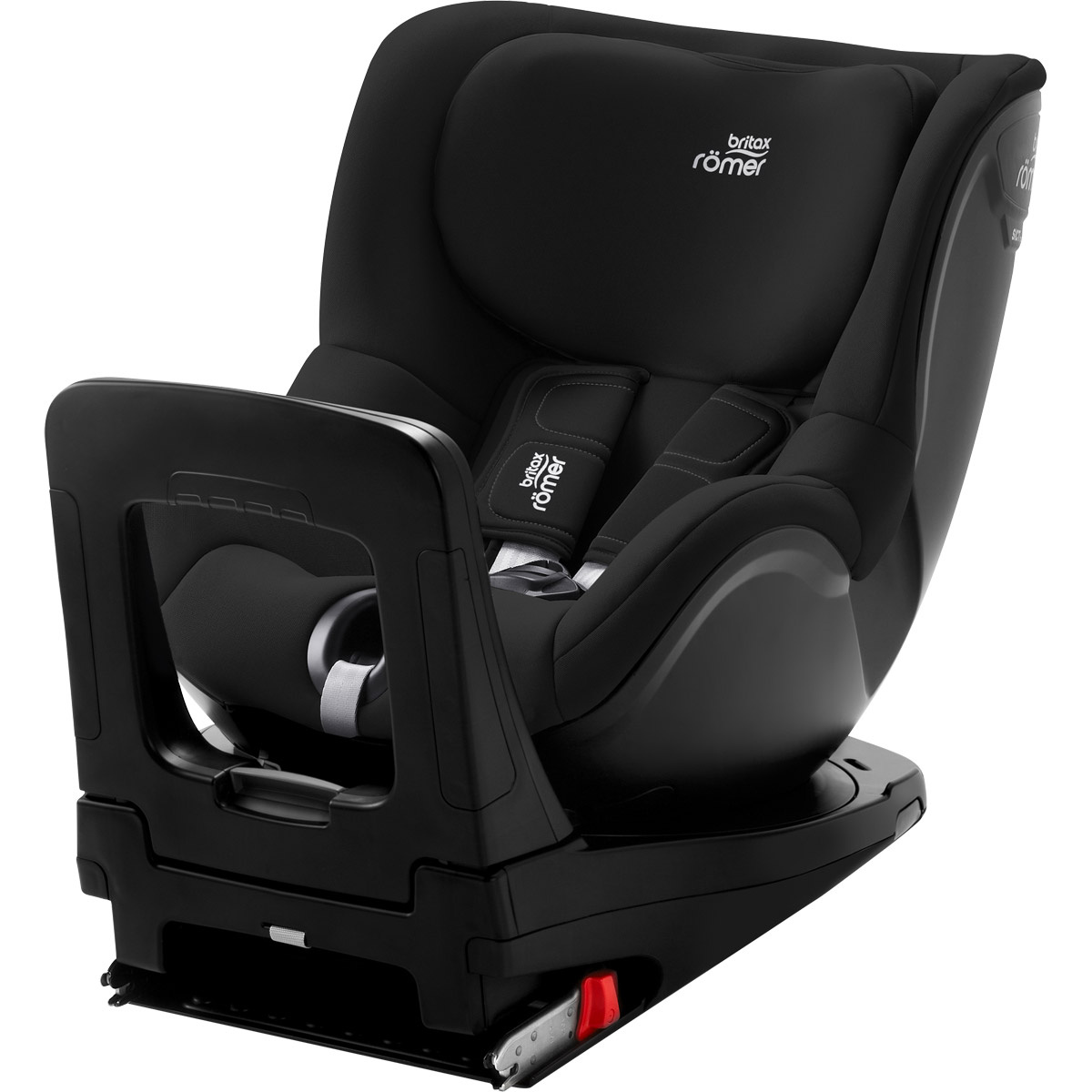 britax r mer dualfix m i size cosmos black g nstig shoppen. Black Bedroom Furniture Sets. Home Design Ideas