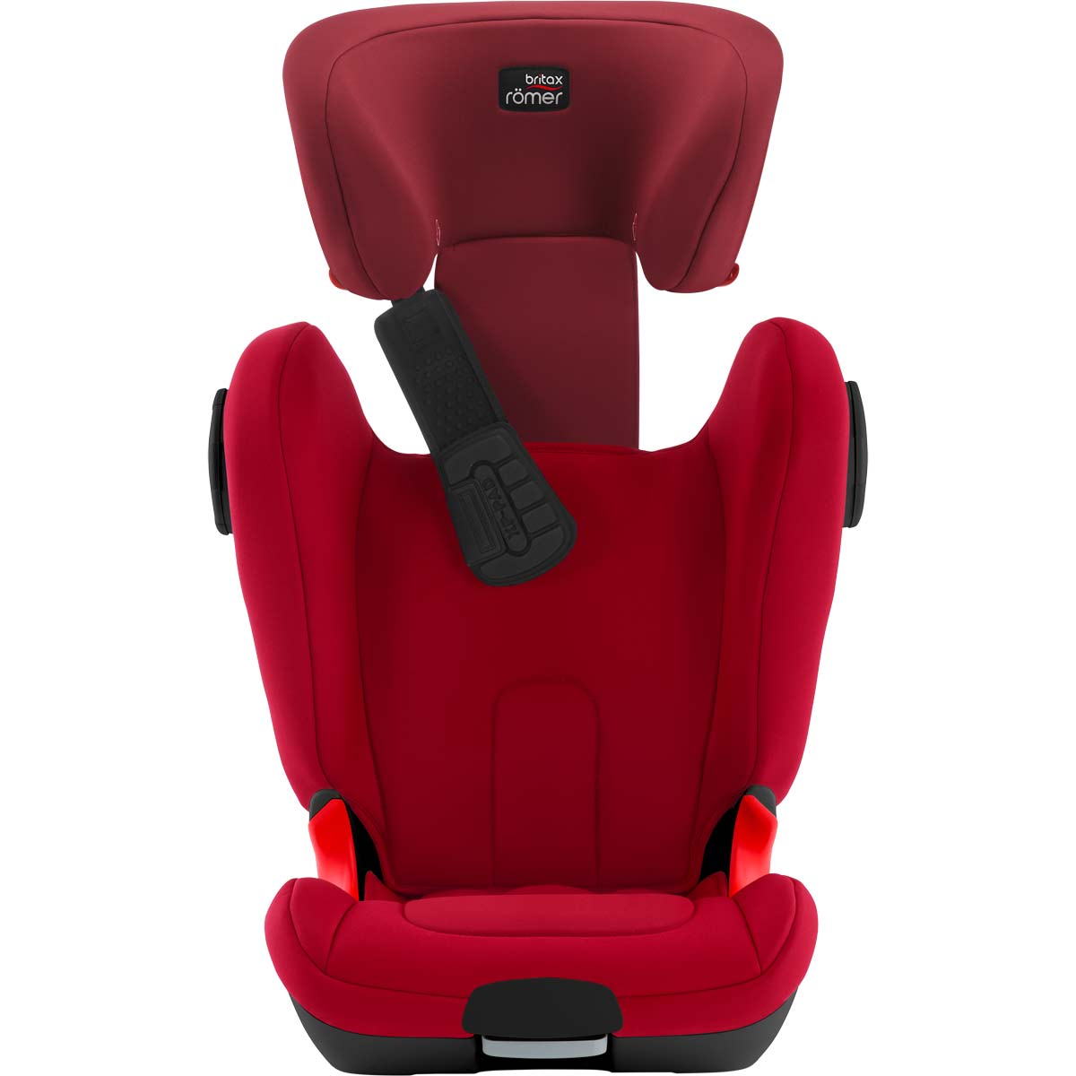 britax r mer kidfix xp sict black series flame red. Black Bedroom Furniture Sets. Home Design Ideas