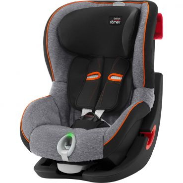 Britax Römer King II LS Black Series