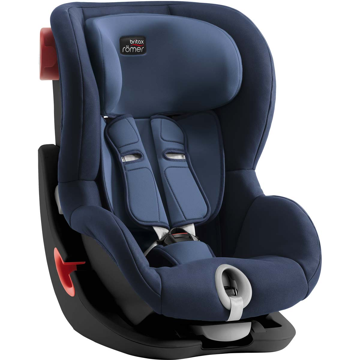 britax r mer king ii black series moonlight blue online kauf. Black Bedroom Furniture Sets. Home Design Ideas