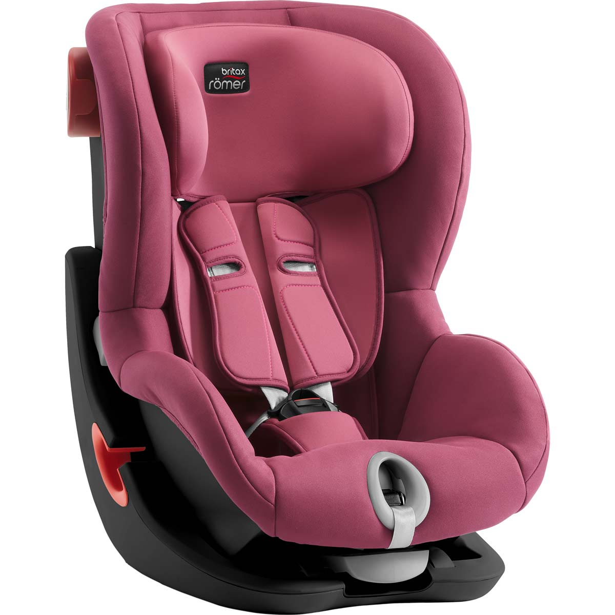 britax r mer king ii black series wine rose online kauf. Black Bedroom Furniture Sets. Home Design Ideas