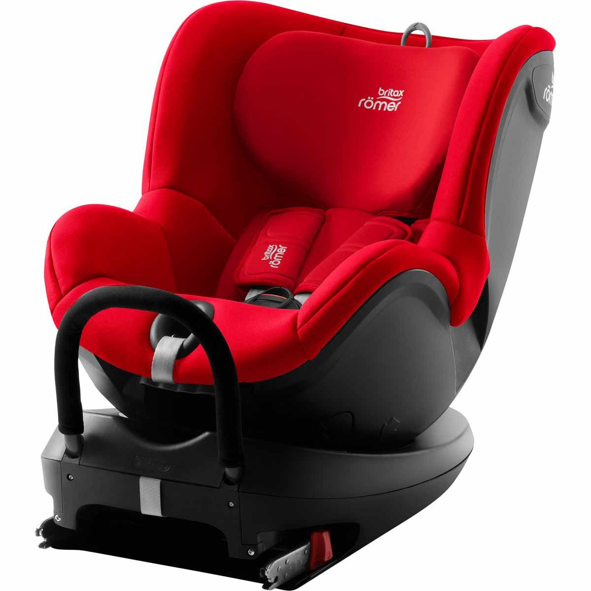 britax r mer dualfix r fire red jetzt lieferbar. Black Bedroom Furniture Sets. Home Design Ideas