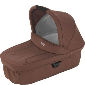 Buggy Kinderwageaufsatz Wood Brown