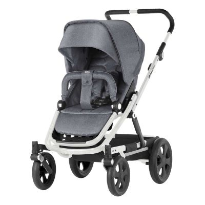 britax go big 2 kinderwagen grey melange zum aktionspreis. Black Bedroom Furniture Sets. Home Design Ideas