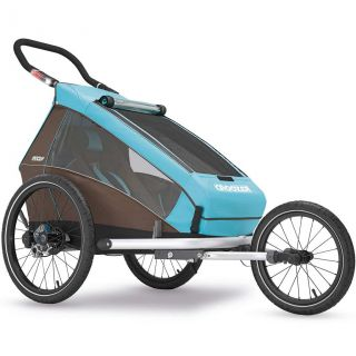 Croozer Kid Plus for 1 Kinderfahrradanhänger