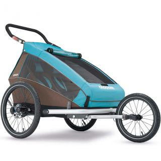 Croozer Kid Plus for 2 Kinderfahrradanhänger
