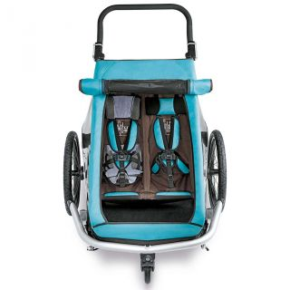 Croozer Sitzstütze Kid Plus for 2