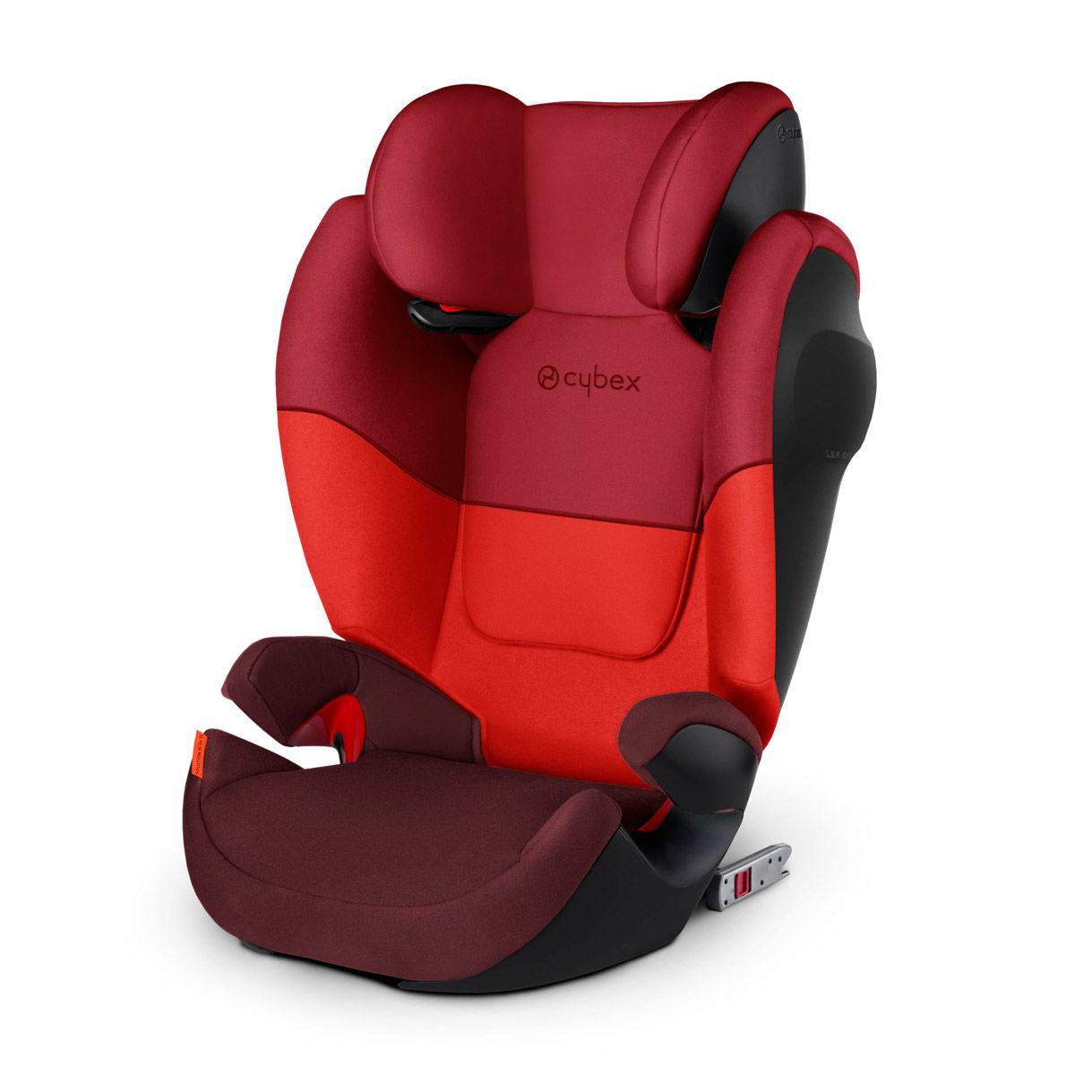 cybex solution m fix sl kindersitz rumba red 2019. Black Bedroom Furniture Sets. Home Design Ideas
