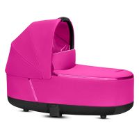 mit Kinderwagenaufsatz Priam Fancy Pink