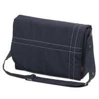 mit Wickeltasche City bag in Wagenfarbe