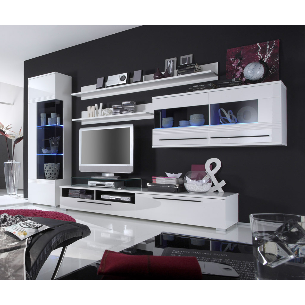 inter furn wohnwand subway zum aktionspreis kaufen. Black Bedroom Furniture Sets. Home Design Ideas