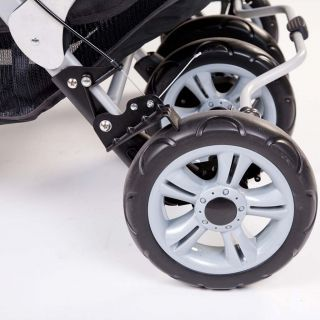 Childwheels Quadruple 2 Autobrake Vierlingswagen