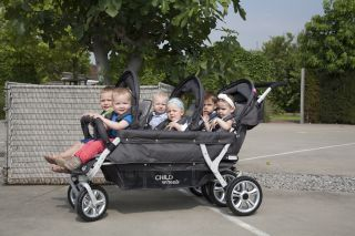 Childhome Six Seater Sechserwagen