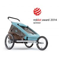 Croozer Kid Plus for 2 Kinderwagen