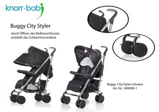 Knorr Baby City Styler