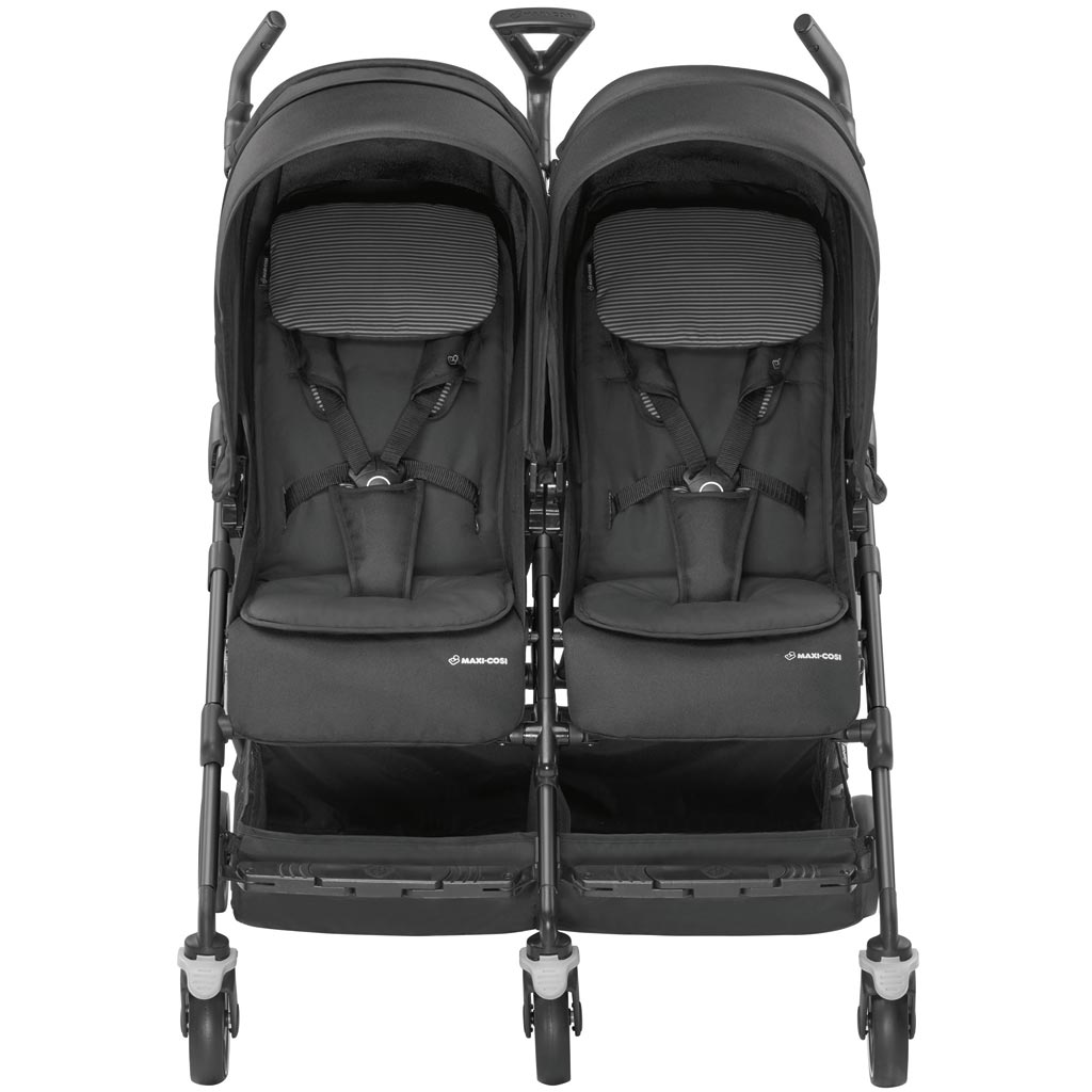 maxi cosi dana for 2 buggy in red orchid zum toppreis. Black Bedroom Furniture Sets. Home Design Ideas