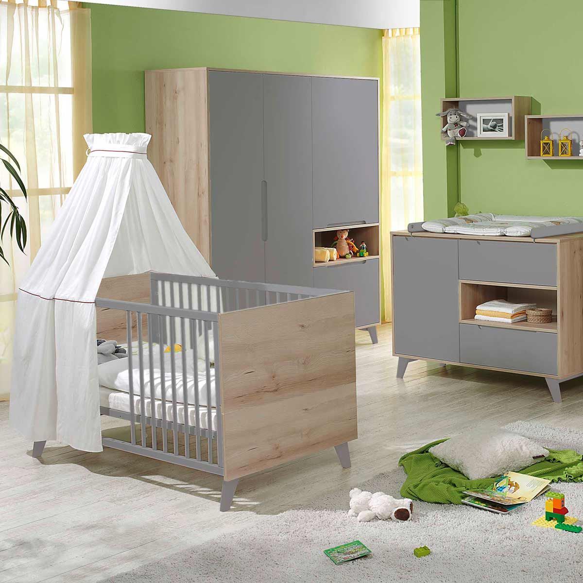 geuther malte kinderzimmer g nstig online kaufen. Black Bedroom Furniture Sets. Home Design Ideas