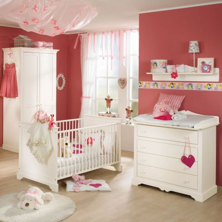 paidi sophia kinderzimmer mit gratis lieferung. Black Bedroom Furniture Sets. Home Design Ideas