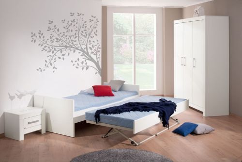 paidi leo jugendzimmer kirsche hav ecru ecru. Black Bedroom Furniture Sets. Home Design Ideas