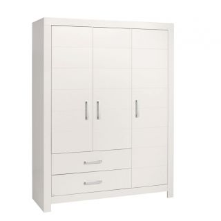 paidi fiona kleiderschrank 3 t ren 2 schubladen. Black Bedroom Furniture Sets. Home Design Ideas