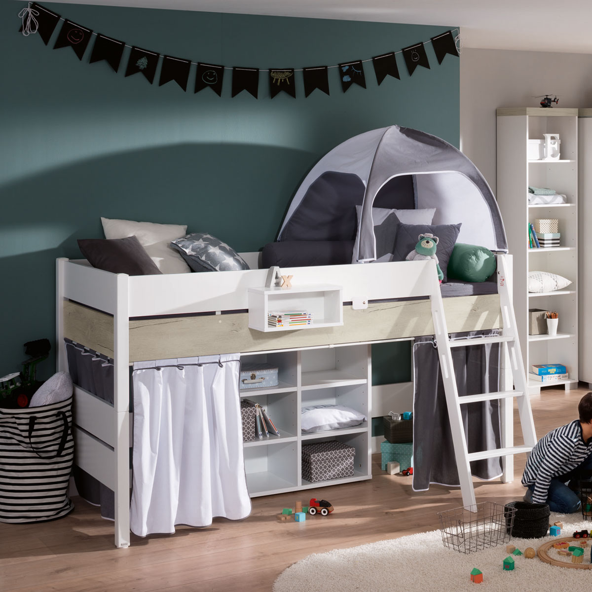 paidi iglu zelt individuell konfigurieren babyonlineshop. Black Bedroom Furniture Sets. Home Design Ideas