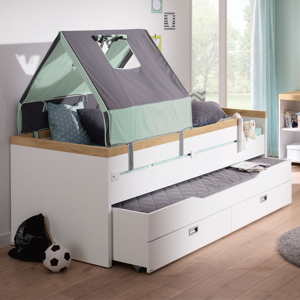 paidi kira kojenbett zu aktionspreisen babyonlineshop. Black Bedroom Furniture Sets. Home Design Ideas