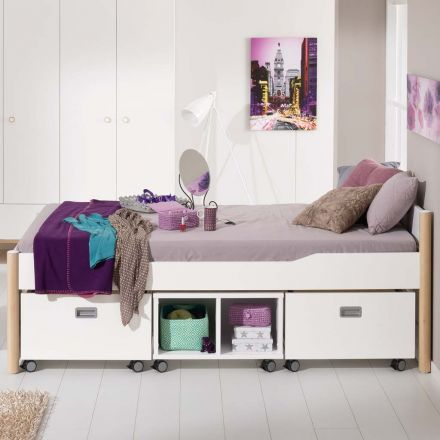 paidi ylvie kinderbett 70 x 140. Black Bedroom Furniture Sets. Home Design Ideas