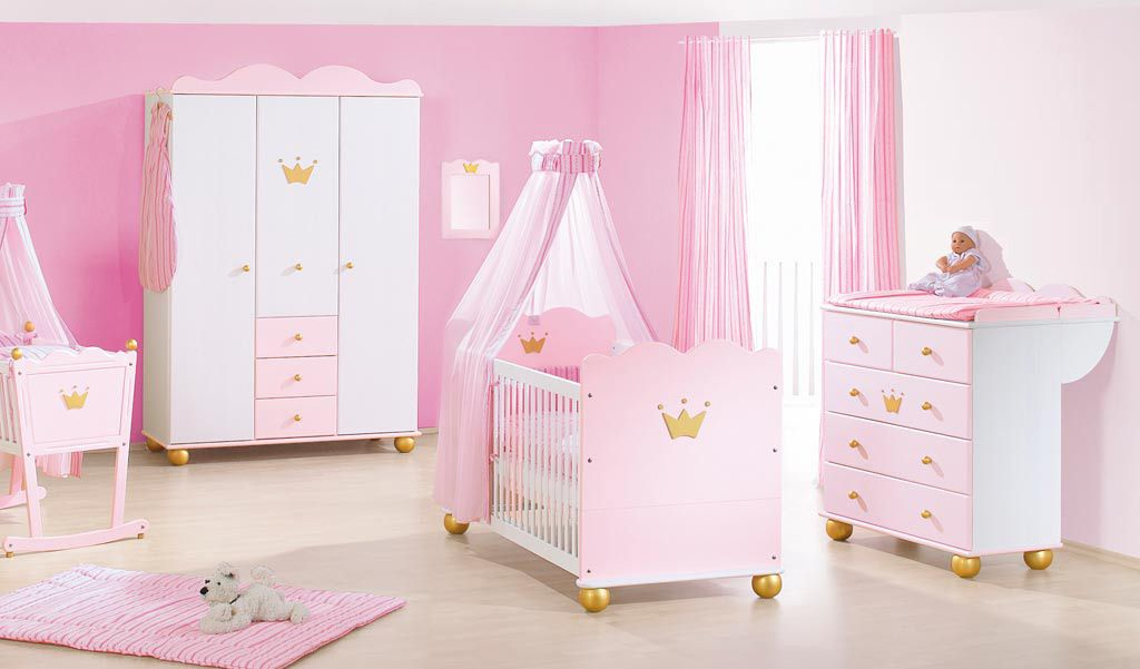 pinolino kinderzimmer prinzessin karolin frei haus. Black Bedroom Furniture Sets. Home Design Ideas