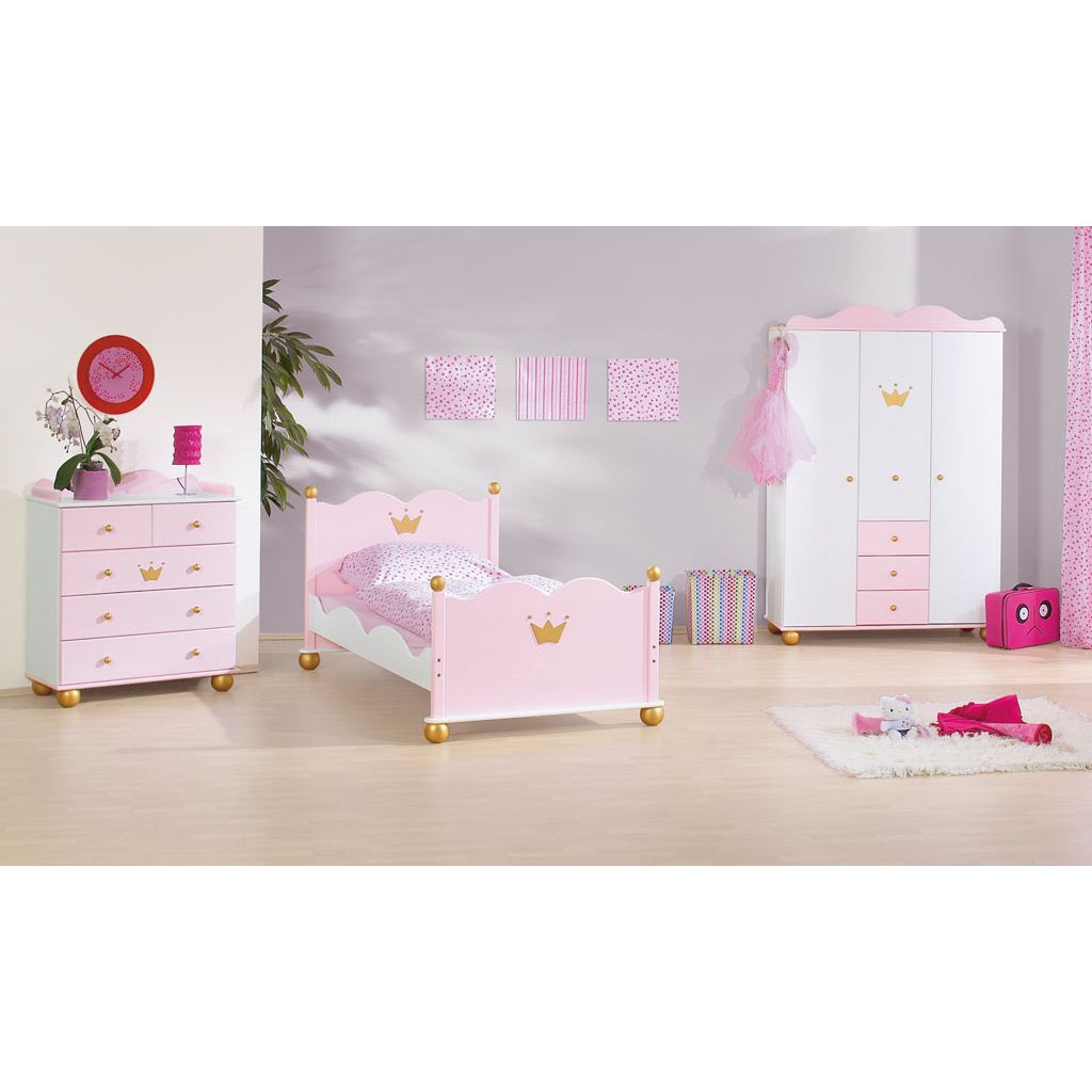 pinolino jugendzimmer prinzessin karolin frachtfrei. Black Bedroom Furniture Sets. Home Design Ideas