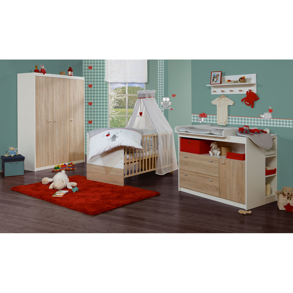 roba kinderzimmer gabriella zum aktionspreis. Black Bedroom Furniture Sets. Home Design Ideas