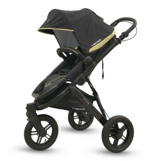 Knorr-Baby Head Sport3 Jogger