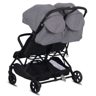 Knorr Baby Twin-Easy-Fold Zwillingsbuggy