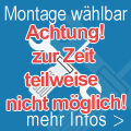 Montagesevice vor Ort