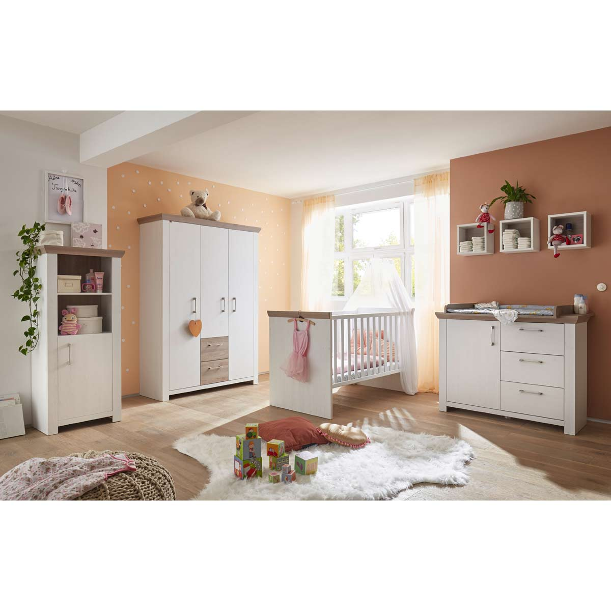 m usbacher new york kinderzimmer jetzt neu. Black Bedroom Furniture Sets. Home Design Ideas