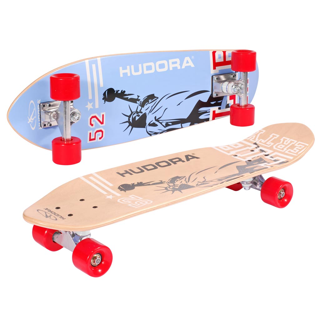 hudora skateboard cruiser abec 7 zum aktionspreis. Black Bedroom Furniture Sets. Home Design Ideas