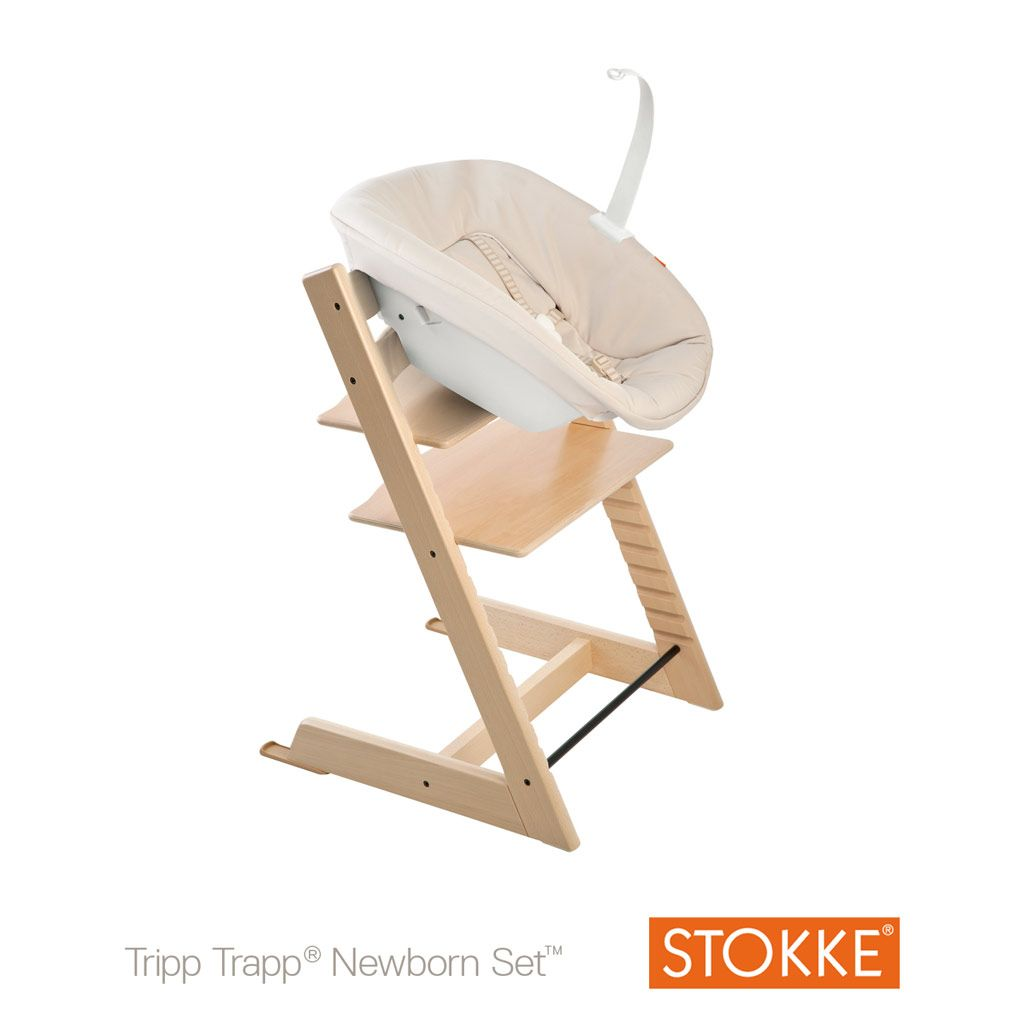 stokke newborn set babyschale zum tripp trapp. Black Bedroom Furniture Sets. Home Design Ideas