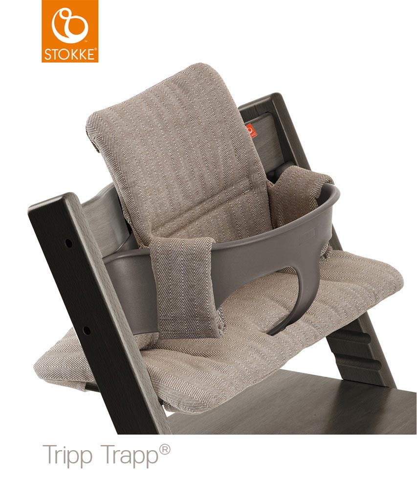 stokke sitzkissen zum hochstuhl tripp trapp. Black Bedroom Furniture Sets. Home Design Ideas