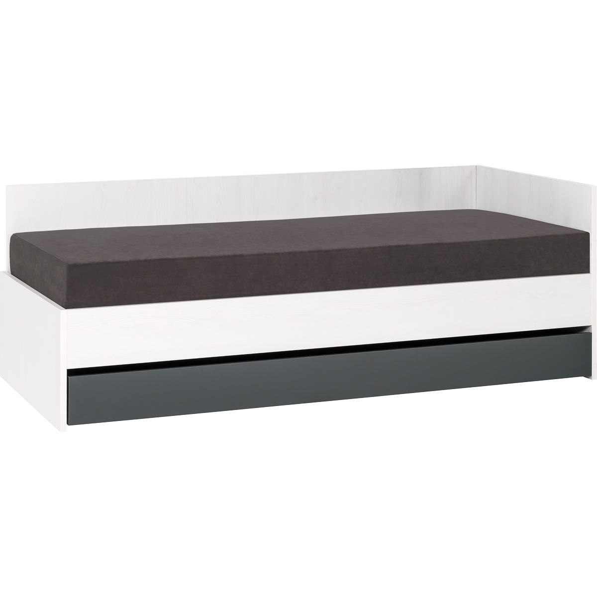 Vox Nest Sofabett 90x200 Larch Graphite Zum Toppreis